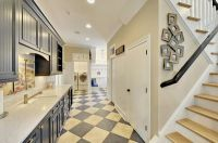 The Appeal of Checkerboard Floors