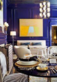 Cobalt Blue & Why Home Decor Loves It