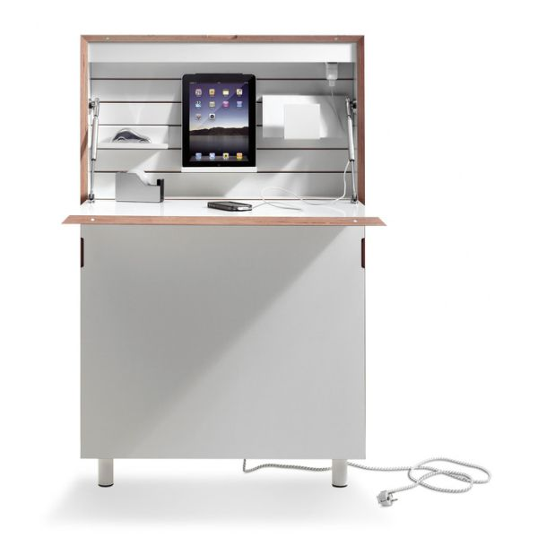 Computer Sekretär Make The Most Of Your Workspace With A Multifunctional