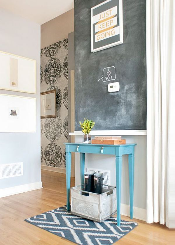 3d Wallpaper Decorating Ideas How To Creatively Use Chalkboard Paint Around The House