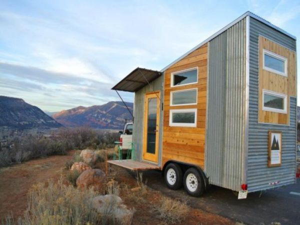 Coodo Haus The Perfect Adventure Homes - Tiny, Mobile And On Wheels