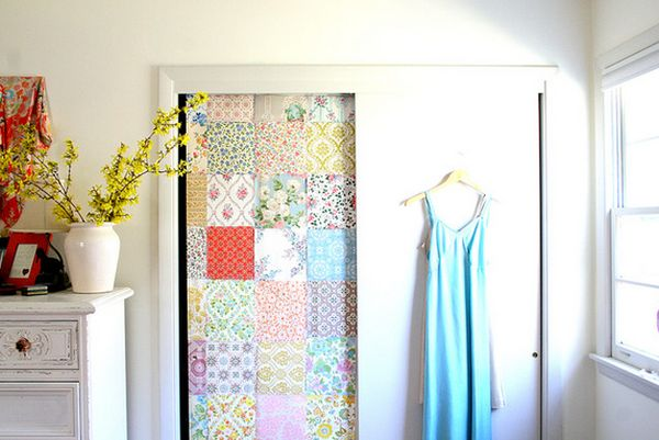 Forrar Armario Con Papel Pintado Closet Door Designs And How They Can Completely Change The