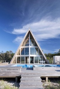 10 A-frame House Designs  For A Simple Yet Unforgettable Look