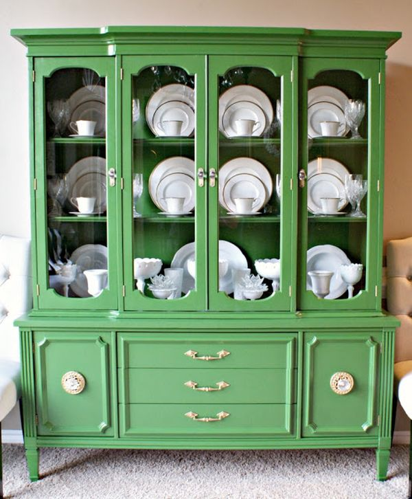 Ikea Dishes Set What's Inside The China Cabinet: Organized & Styled