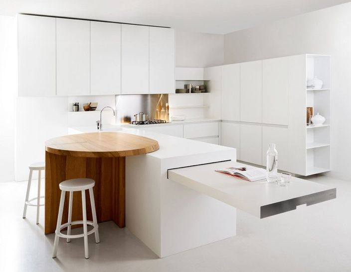 interesting idea add extension kitchen countertop small eat kitchen option extension