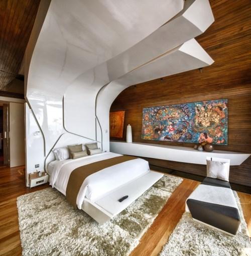 Medium Of Modern Luxury Bedroom Design