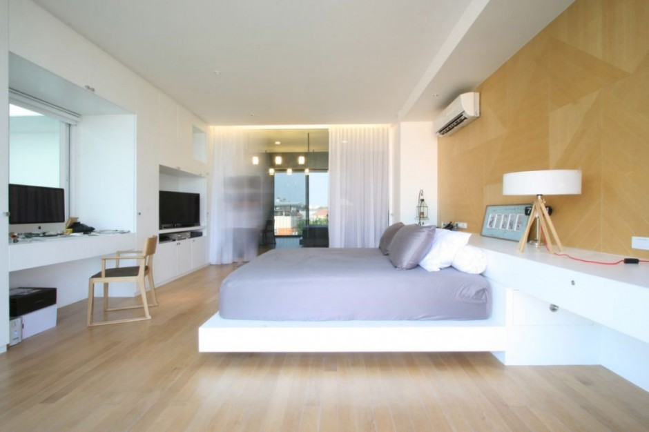 50 Master Bedroom Ideas That Go Beyond The Basics - tv in bedroom ideas