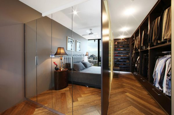 Parkett Design How Mirrored Closet Doors Can Enhance The Beauty Of Your Home