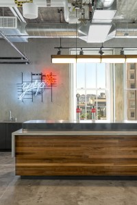 Exposed Brick Walls & Concrete Define The New Yelp ...
