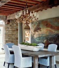 Exquisite Dining Room Table Centerpieces  For A Complete ...