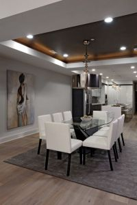 Glamorous Lighting Ideas That Turn Tray Ceilings Into ...
