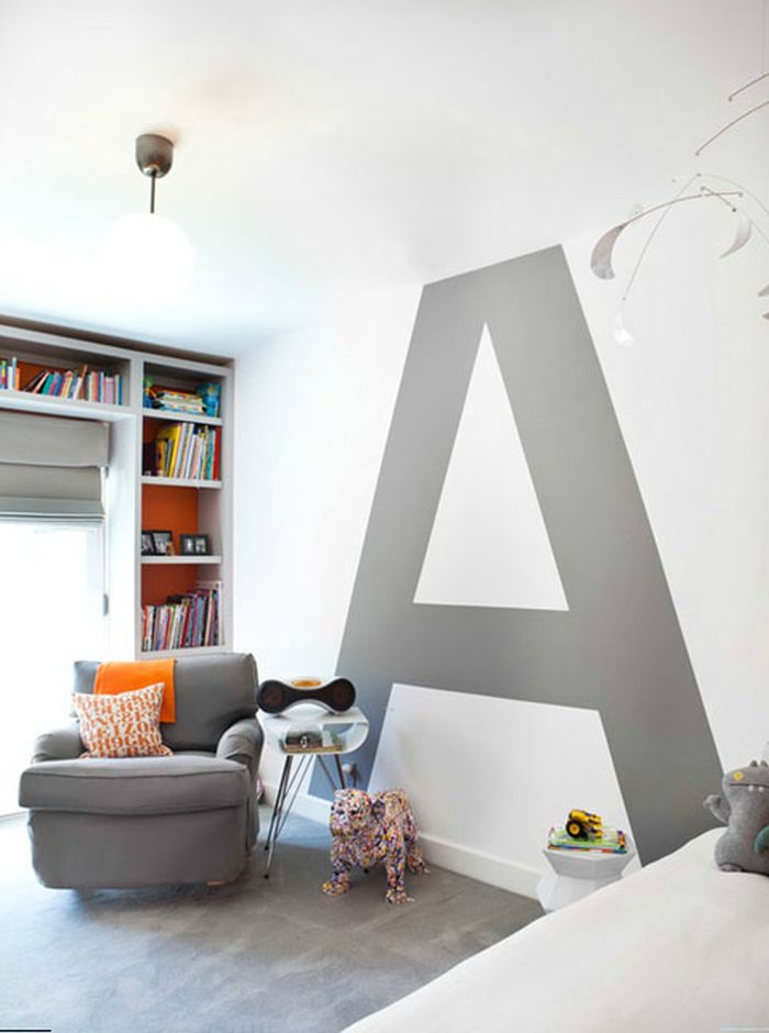 Cool Painting Ideas That Turn Walls And Ceilings Into A Statement - designs for walls