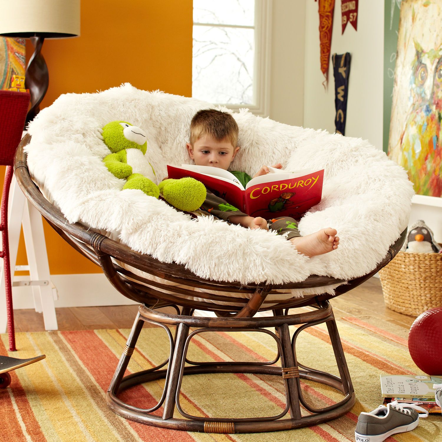 Chairs For Reading Corner Fascinating Reading Nook Ideas For Kids Renohood