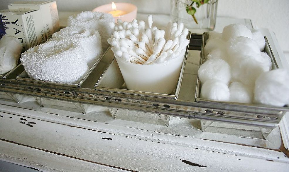 52 Ways Incorporate Shabby Chic Style into Every Room in Your Home - shabby chic bathroom ideas