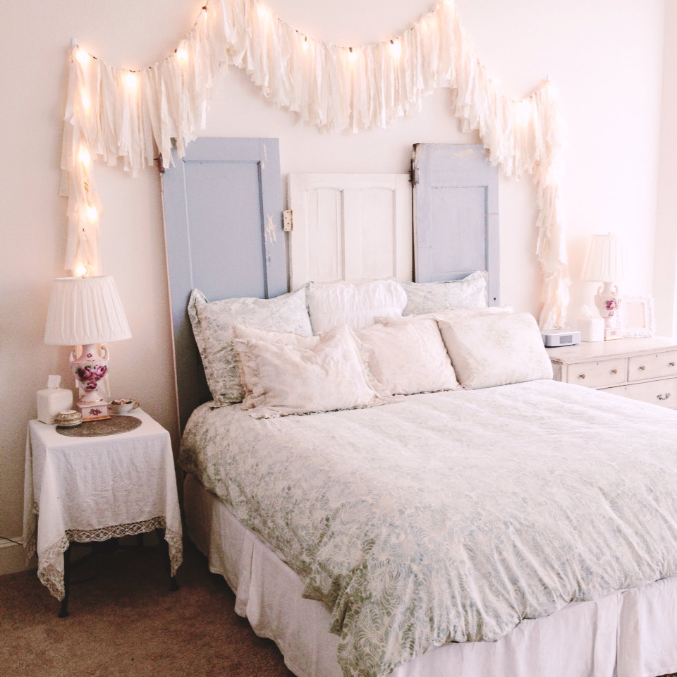 Cheap Bedroom Lighting Ideas How You Can Use String Lights To Make Your Bedroom Look Dreamy