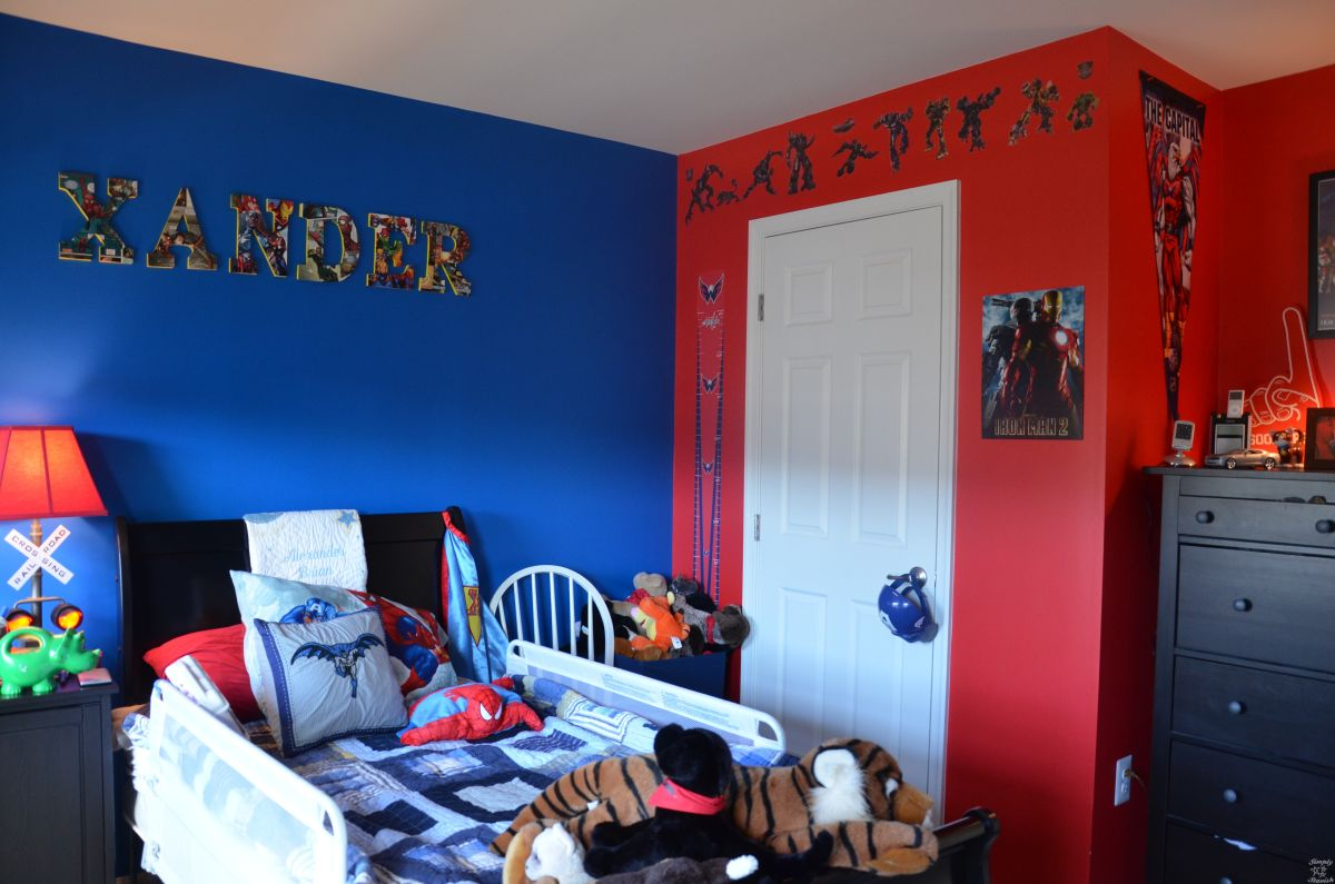 Superman Room Ideas Batman Bedding And Bedroom Décor Ideas For Your Little