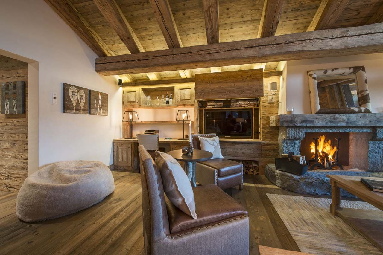 Decorar Bodega Chalet Luxury Comfort And Spectacular Mountain Views At The