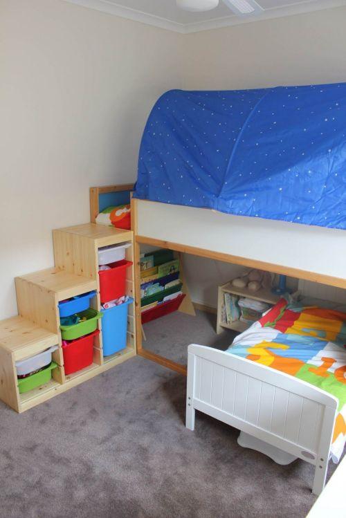 Medium Of Toddler Loft Bed