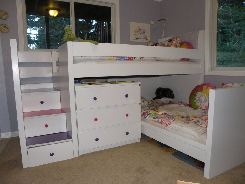 Kid Fun Bed Toddler Bunk Beds That Turn The Bedroom Into A Playground