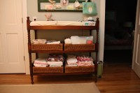 Baby Changing Tables Galore: Ideas & Inspiration