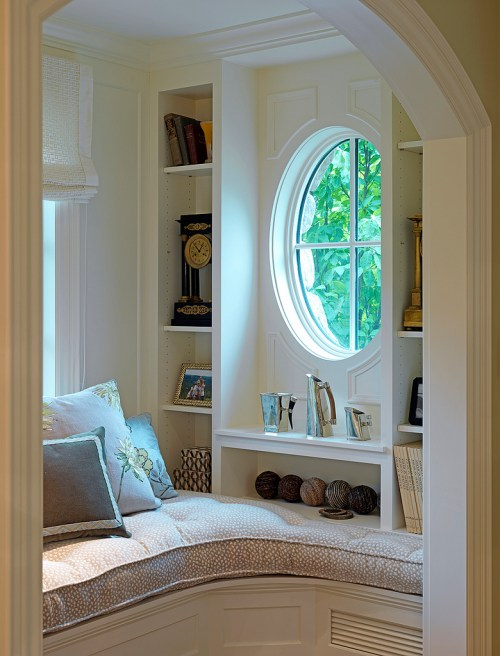 Medium Of Reading Nook Furniture