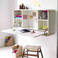 Trendy Desk Designs For The Children's Rooms