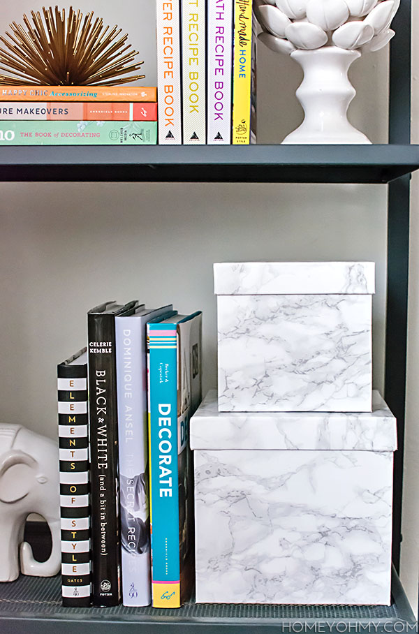 Malm 10 Interesting Makeovers You Can Do With Marble Contact Paper