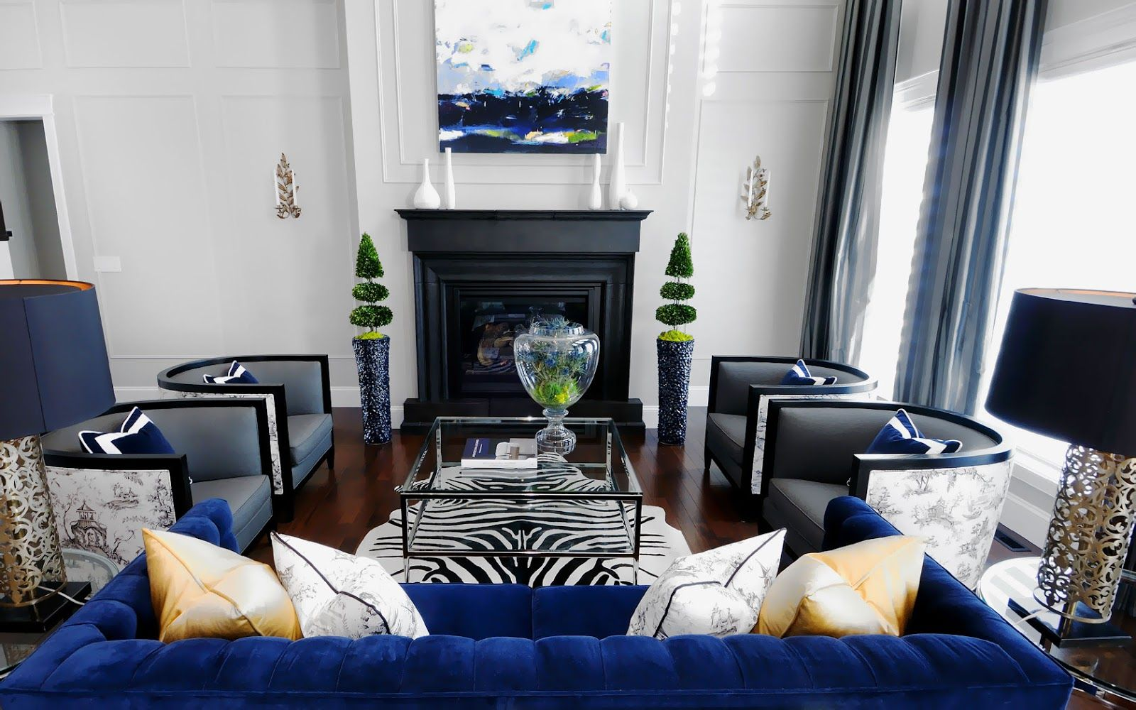 Accent Room Colors 20 Of The Best Colors To Pair With Blue