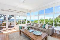Serene Beach House Taken Over By Coastal Beauty