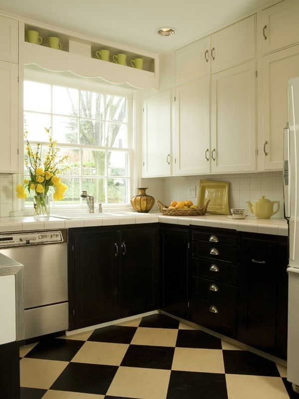 Cream Colored Kitchen Island One Color Fits Most: Black Kitchen Cabinets