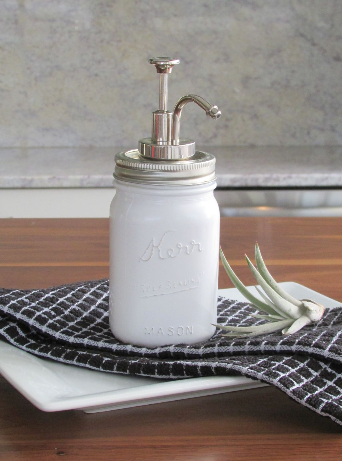 Vintage Bathroom Soap Dispenser Diy Mason Jar Soap Dispenser