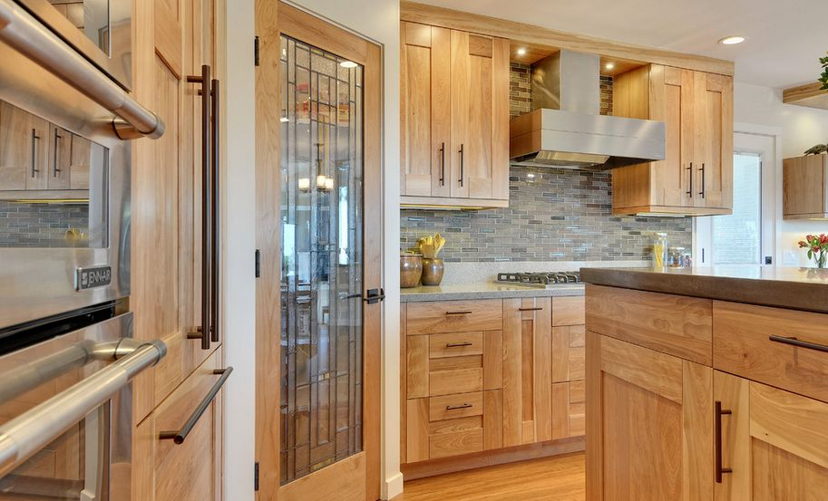 A ersity of door styles to hide your pantry with