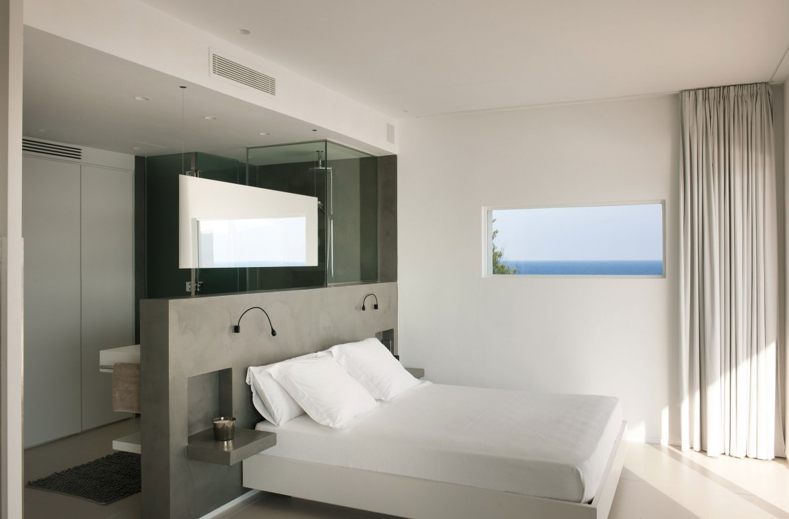 Headboards In Front Of Windows More Than A Bedroom Designs That Change Your Perspective