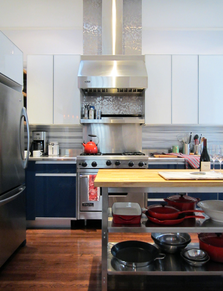 stainless steel backsplashes stainless steel kitchen backsplash ideas couchable