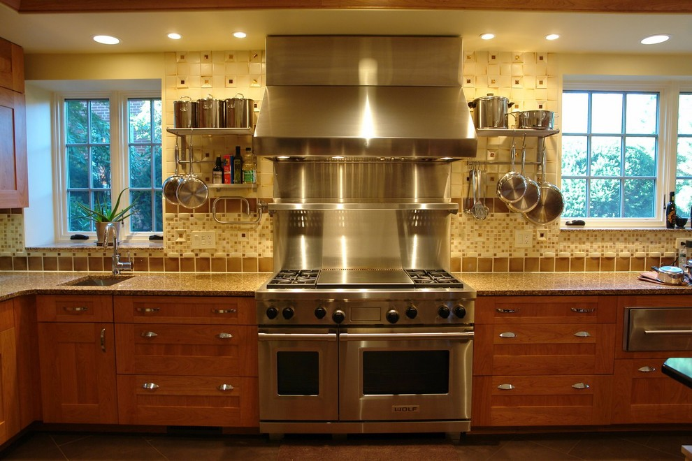 stainless steel backsplashes stainless steel subway tile kitchen backsplash painted shaker