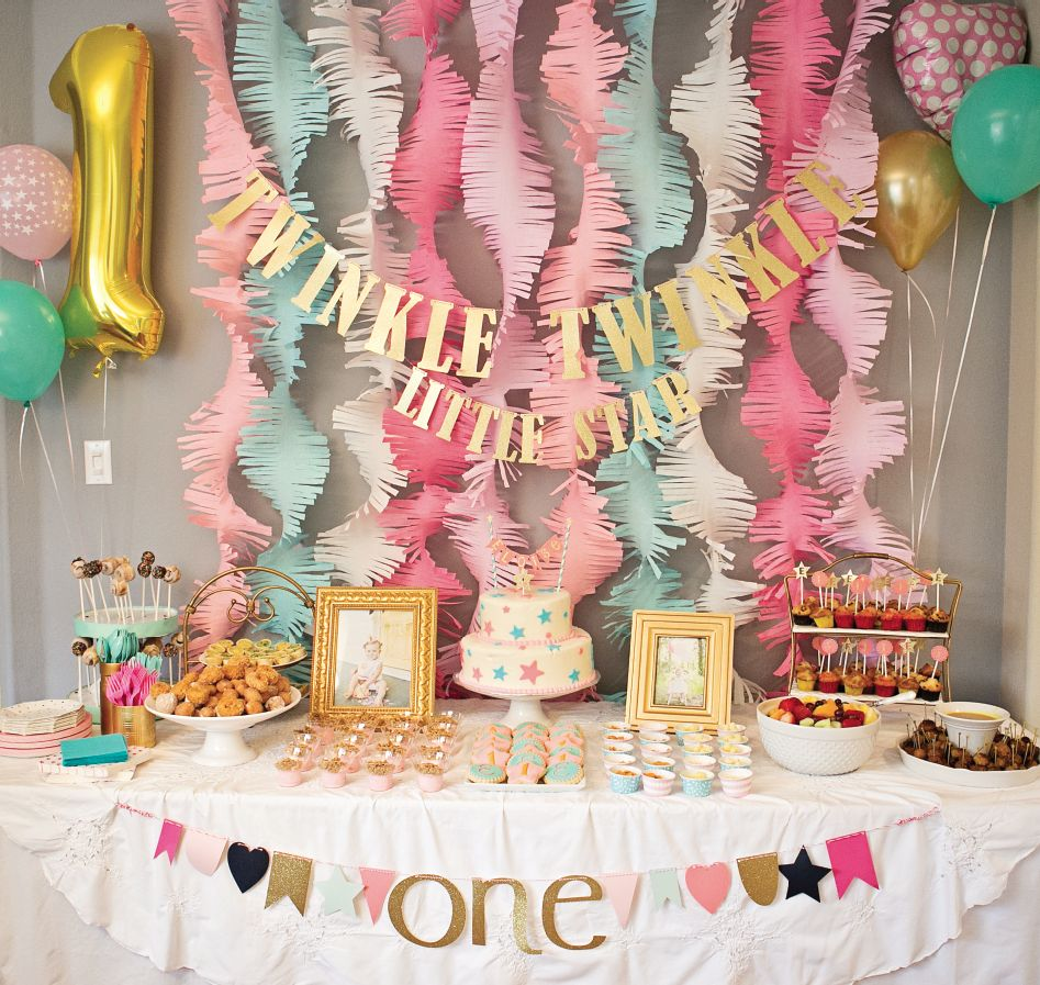 Little Kid Birthday Party Stylish Fun Birthday Party Ideas For Little Girls