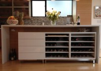 How To Combine Ikea Items To Build Your Own Wine Rack