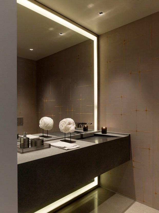 pick modern bathroom mirror contemporary lighting