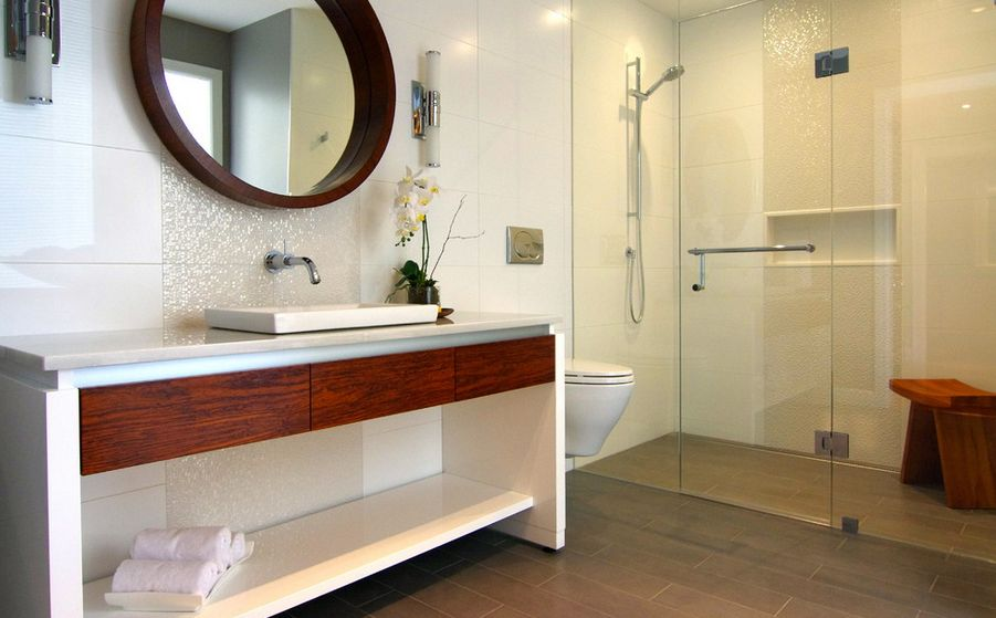 How To Make Shower Niches Work For You In The Bathroom - Design Bathroom