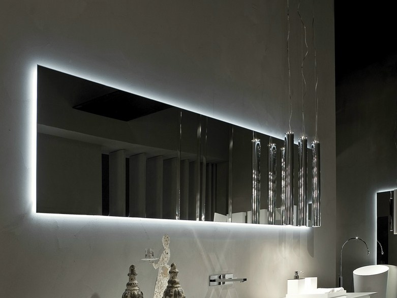 How To Pick A Modern Bathroom Mirror With Lights - designer bathroom mirrors