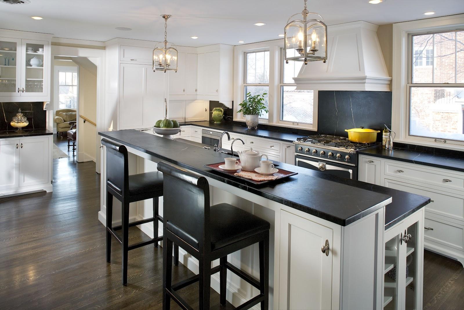 natural soapstone countertops soapstone kitchen countertops The Quick on Soapstone Countertops