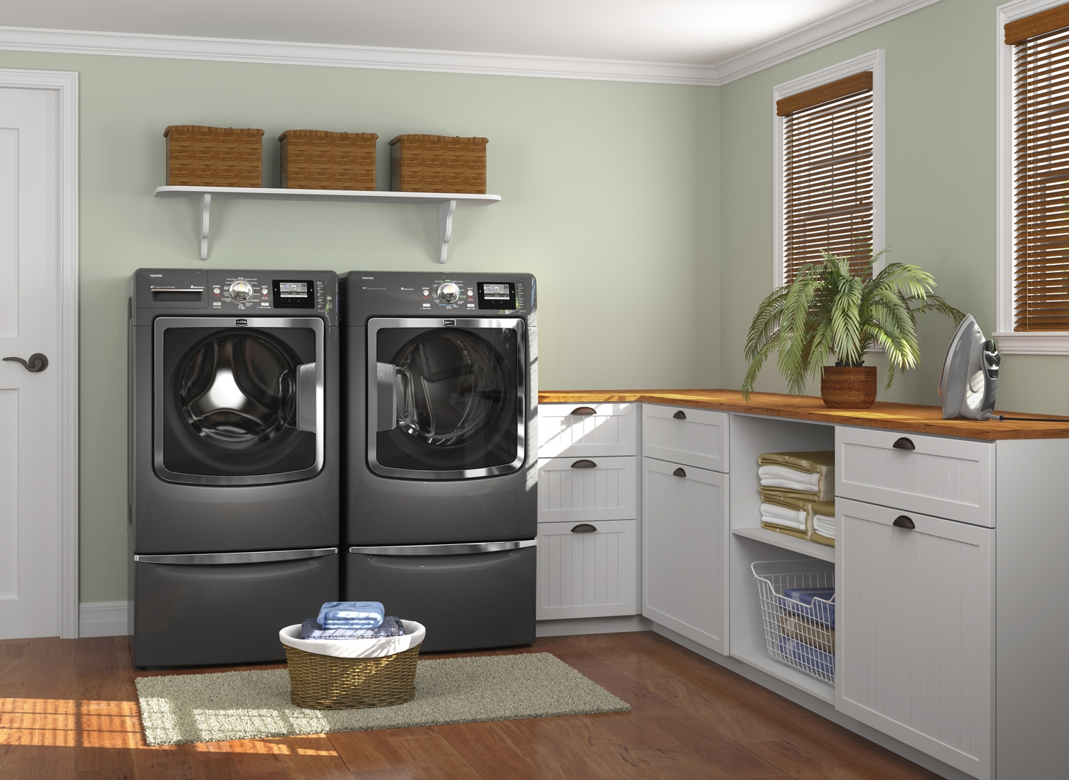 Pictures Of Laundry Rooms 15 Tips To Creating A Laundry Room That's Both Charming