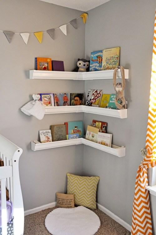 Medium Of Adjustable Corner Shelf