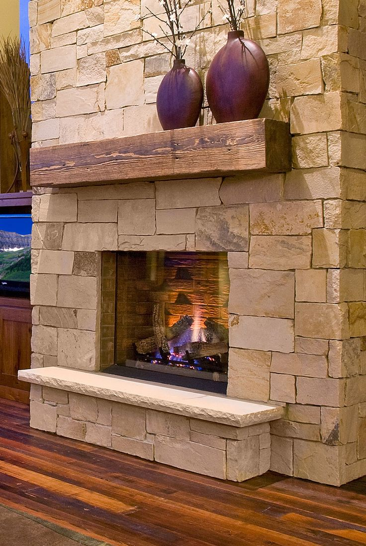 Floating Fireplace Mantel Ideas 20 Nature Loving Fireplace Ideas