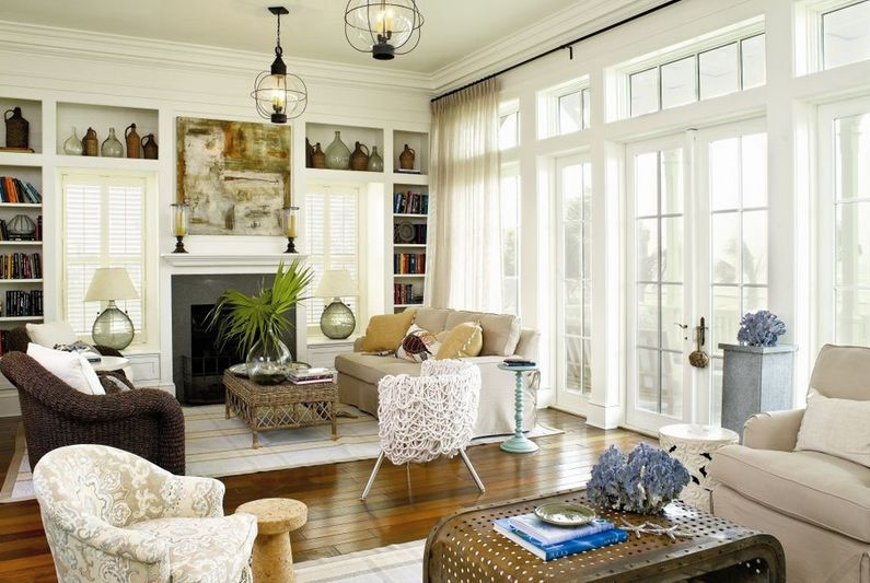 Living Room Furniture Ideas for Any Style of Décor - coastal living room furniture
