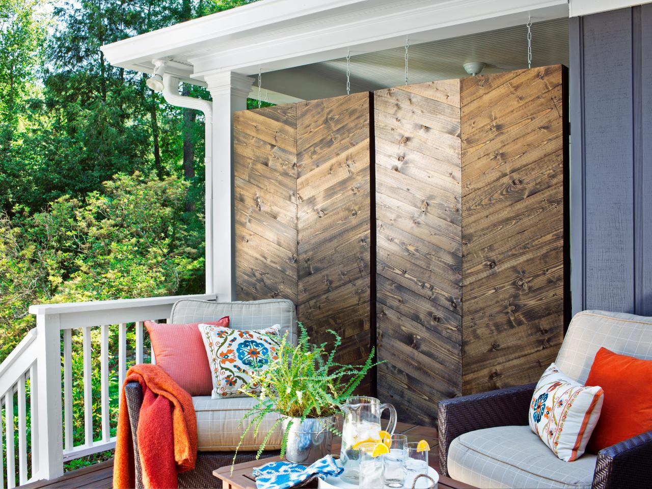 Privacy Screen Ideas For Backyard How To Customize Your Outdoor Areas With Privacy Screens