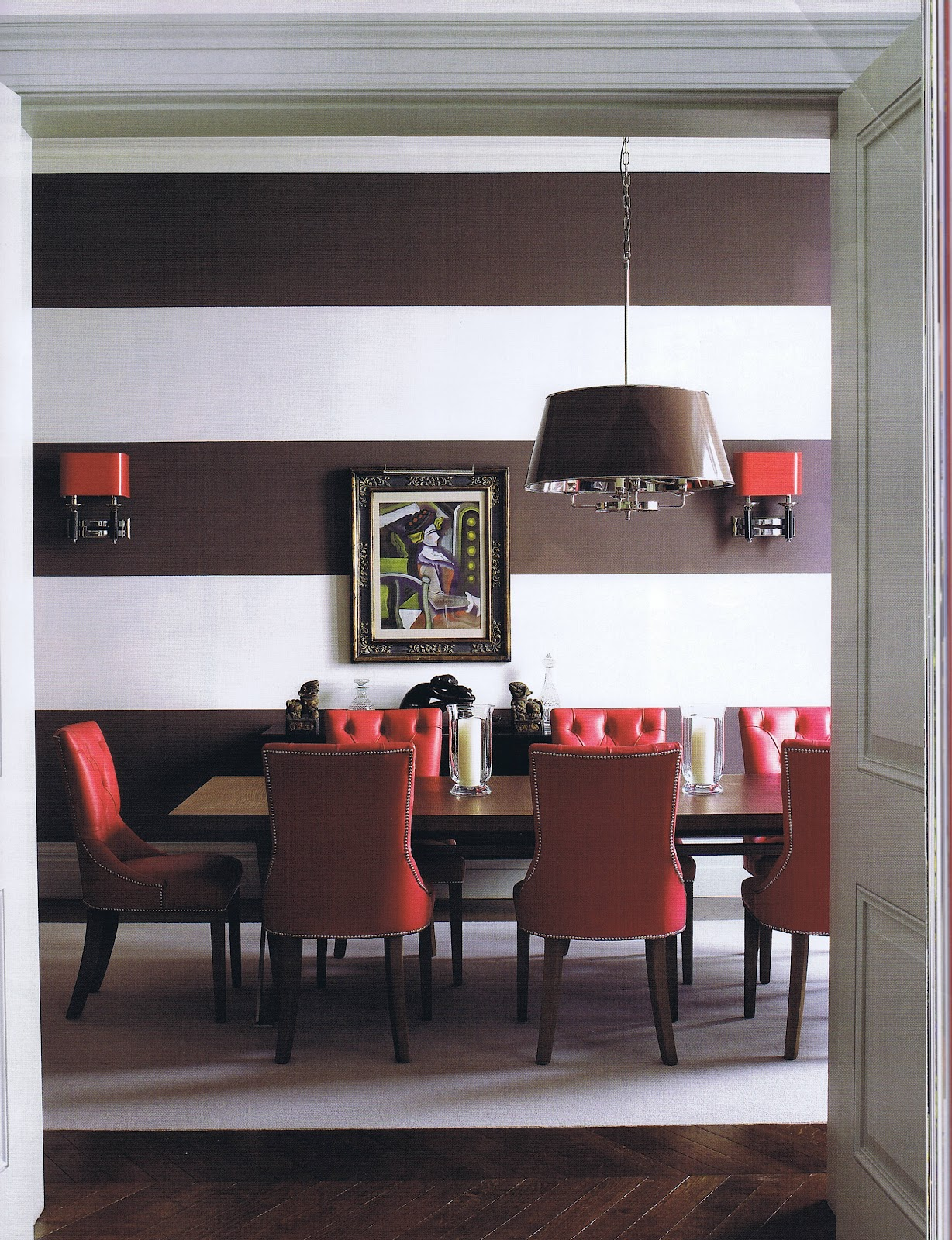 Red Rooms Decorating 20 Colors That Jive Well With Red Rooms