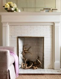 Beautiful Ways To Style & Decorate A Faux Fireplace