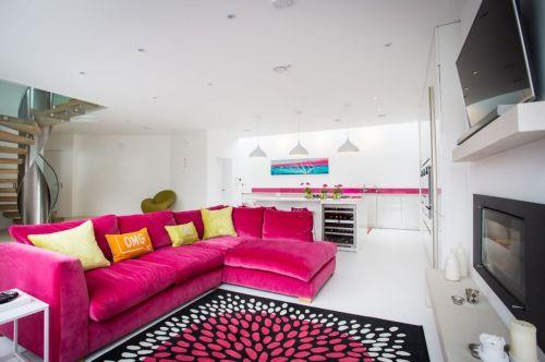 Medium Of Colorful Living Room Furniture