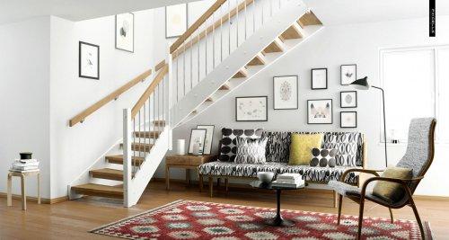 Medium Of Traditional Living Room Interior Design